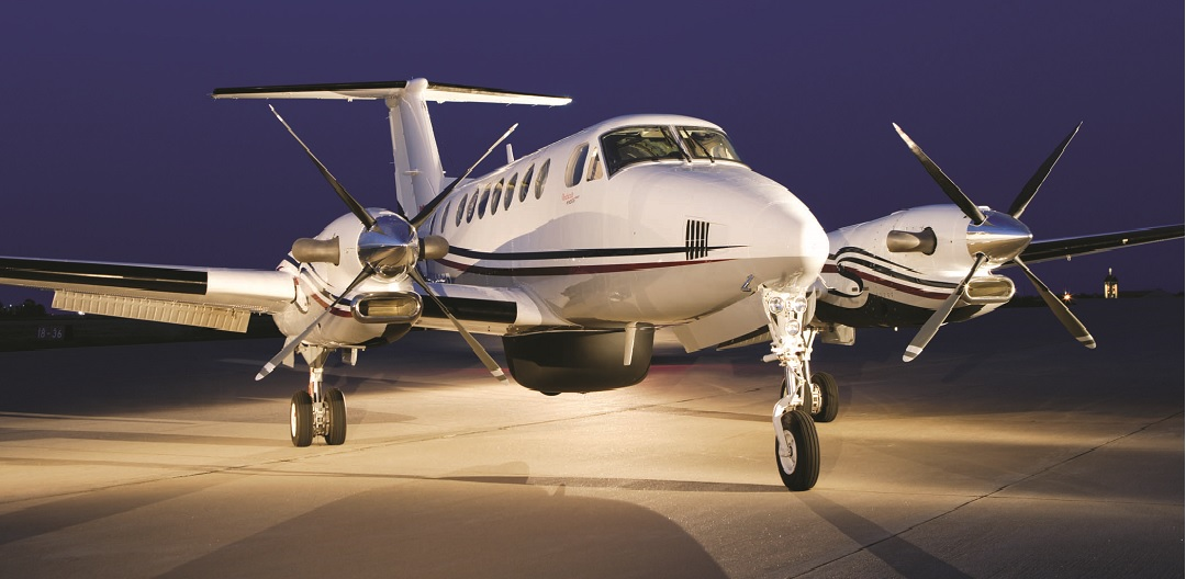 Beechcraft-King-Air-350-ext